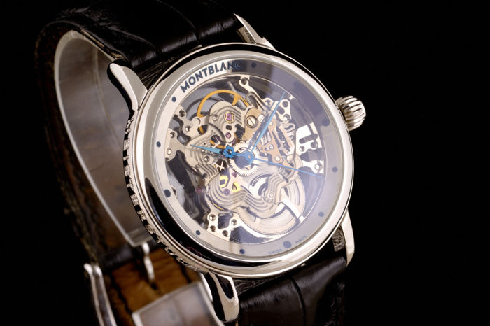 Montblanc - Meisterstuck Skeleton Star Limited Edition - 05646 - Άνδρες - 2000-2010