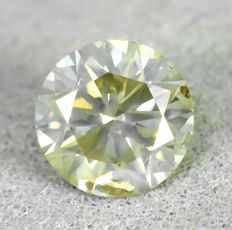 Diamante - 0.56 ct - Brillante - Si2 - NO RESERVE PRICE - EXC/G/G
