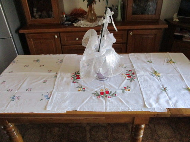 Nappe (3) - Coton antique