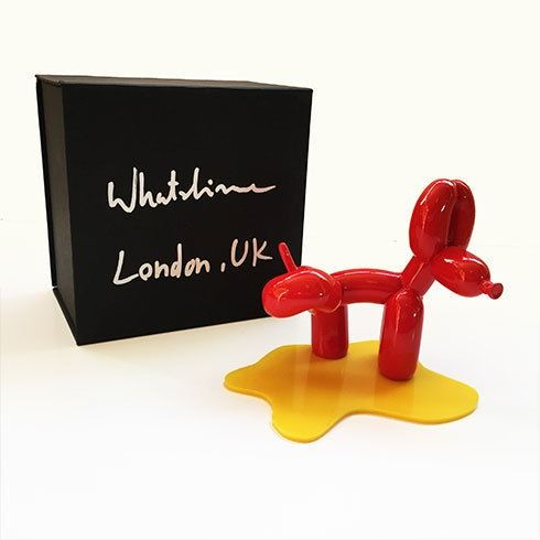 Whatshisname - Peepek / Balloon Dog (Red)