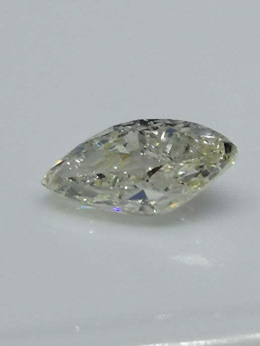 1 pcs Diamond - 1.01 ct - Marquise - M - SI2