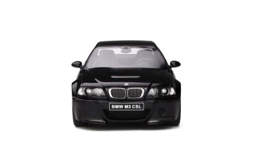 Otto Mobile 1 12 Bmw E46 M3 Csl Black Limited Edition Catawiki