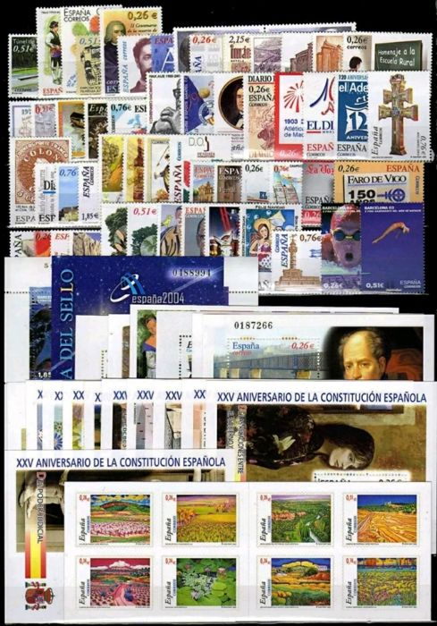 Spanje 2003 - Complete year