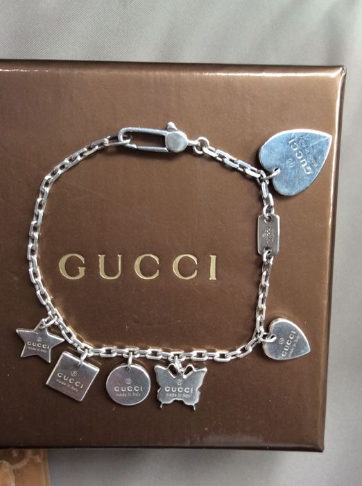 Gucci - 925 Zilver - Armband