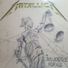 Metallica - Ride the Lightning & ...And Justice for All - Multiple titles - LP's - 2001/2018