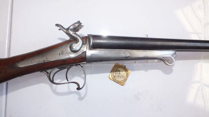 België - Double Barrel - Shotgun