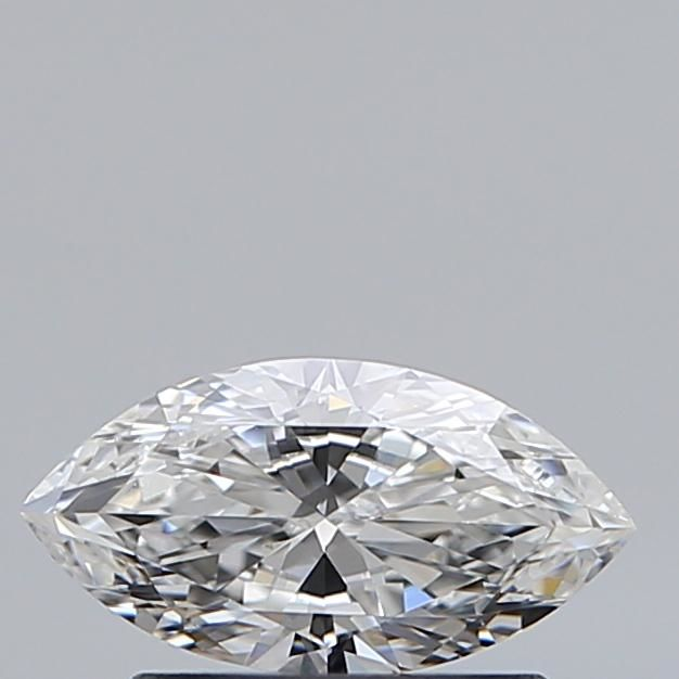 1 pcs Diamante - 0.49 ct - Marquesita - E - VVS1