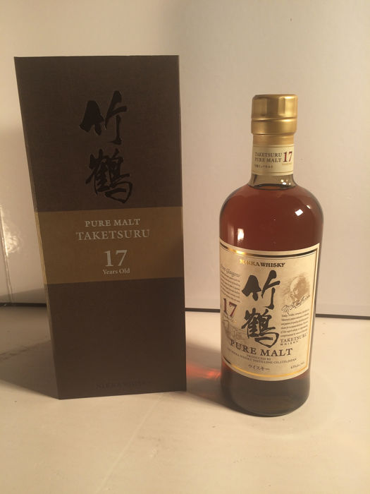 Taketsuru 17 years old  Pure Malt - Nikka - 70cl