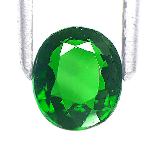 Green Tsavorite - 1.03 ct