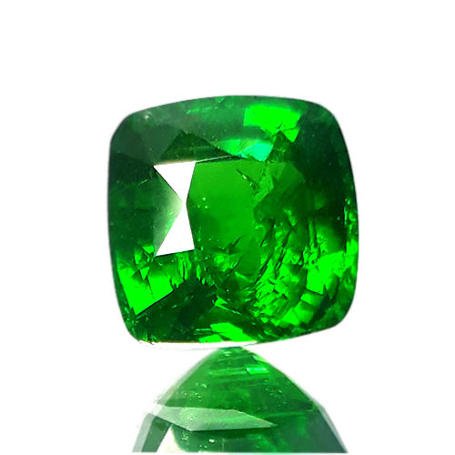 Grøn Tsavorit - 2.62 ct