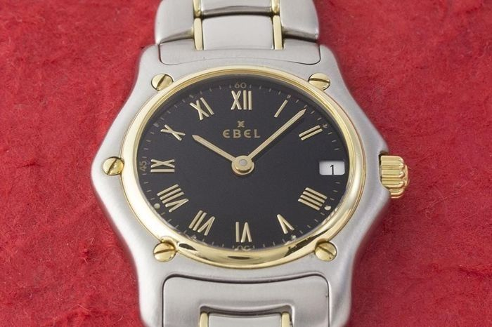 Ebel - Classic wave - 1911 - Mujer - 2000 - 2010