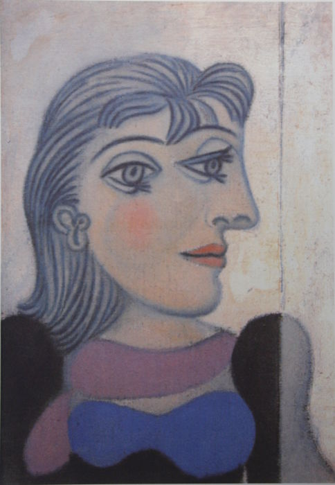 Pablo Picasso (after) -  Woman