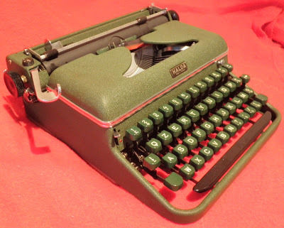 Typewriters (2) - metal