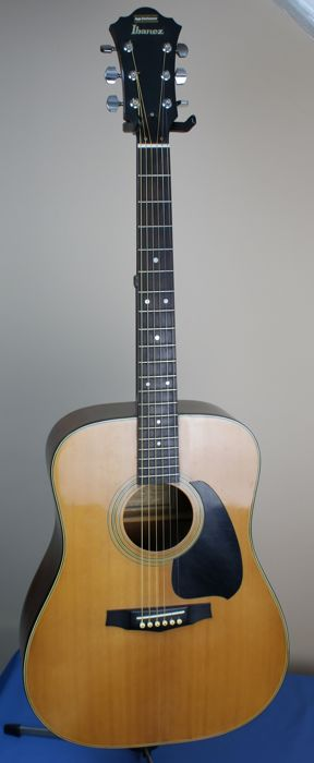 4b8a45cceb7 Ibanez - 637 - Acoustic Guitar - Japan - Catawiki