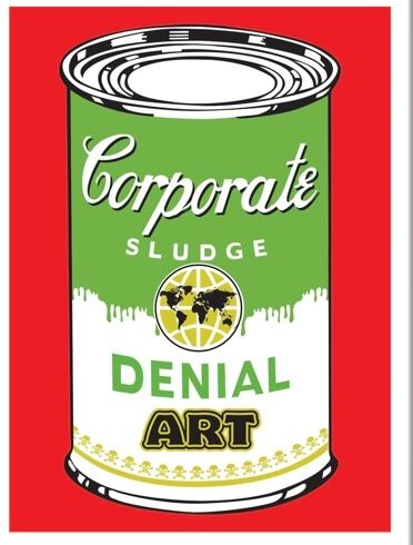 Denial - Corporate Sludge (red edition)