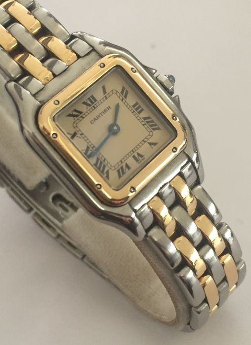 Cartier - Panthere PM - Ref. 166921 - Women - 1980-1989
