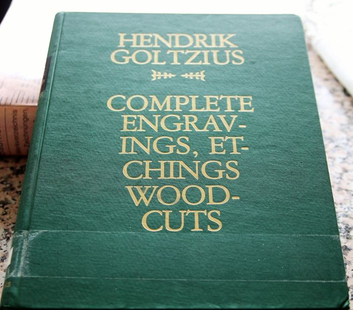 Walter L. Strauss - Hendrick Goltzius - The complete Engravings and Woodcuts, Volume 2 - 1977