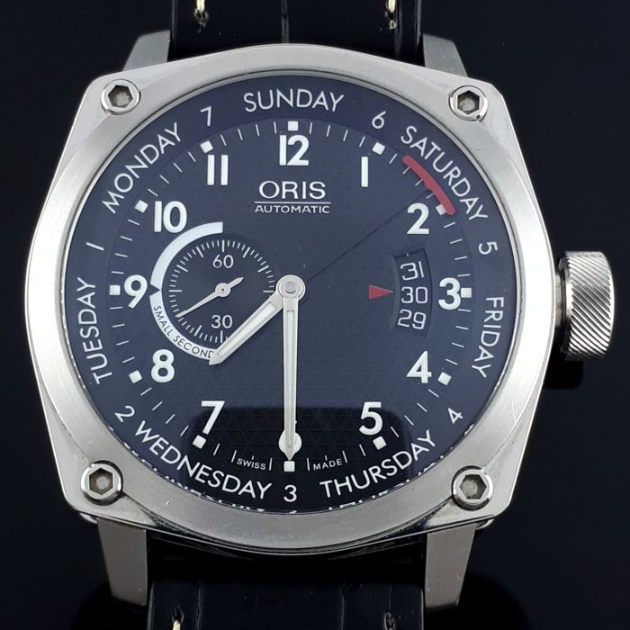 Oris - BC4 Pointer Weekday - Ref: 7617 - Men - 2011-present