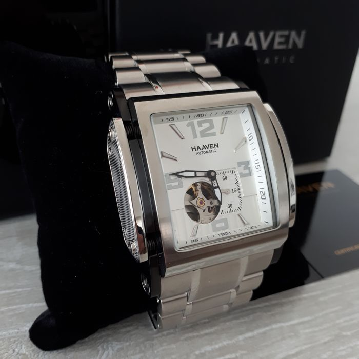 """Haaven Automatic - 9314-01 - New - Complete set - """"NO RESERVE PRICE""""  - Heren - 2011-heden"""