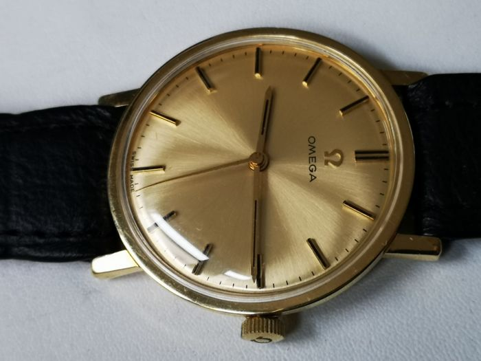 Omega - Vintage Watch 18K Gold - Automatic Cal 552 - 161.009 - Heren - 1960-1969
