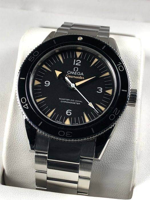 Omega - Seamaster 300 Master Co-Axial Automatic SET 2016! - 233.30.41.21.01.001 - Heren - 2011-heden