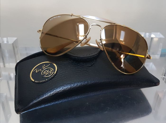 a4fb26ca9e Bausch and Lomb Ray Ban Usa - Ray Ban 50th Anniversary - George Michael