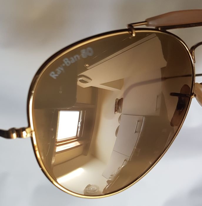 Usa Bausch 50th Lomb George Anniversary And Ray Ban mNw8nv0