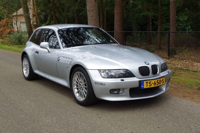 BMW - Z3 3.0 Coupe - 2001