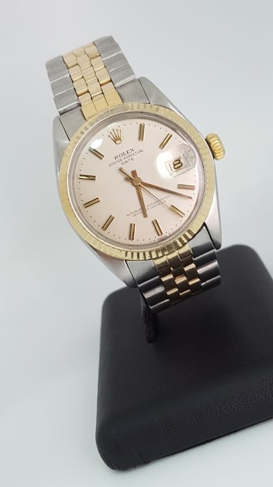 Rolex - Oyster Perpetual Date - 15053 - Unisex - 1980-1989