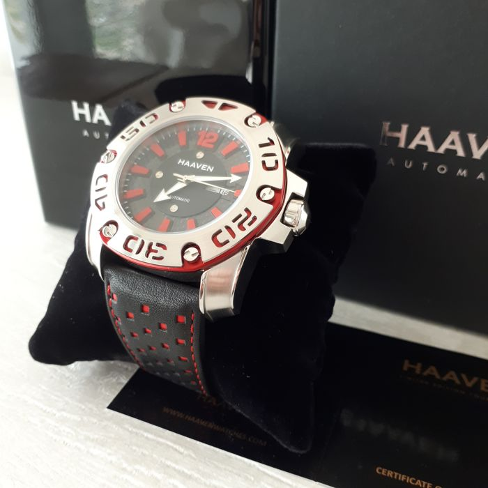 """Haaven Automatic - 9310-01 - New - Complete set - """"NO RESERVE PRICE""""  - Men - 2011-present"""