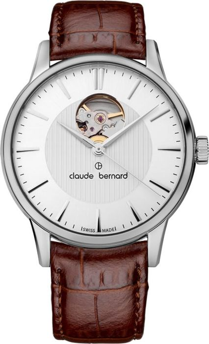 Claude Bernard - Sophisticated Classics Automatik Open Heart - 85017 3 AIN - Men - 2011-present