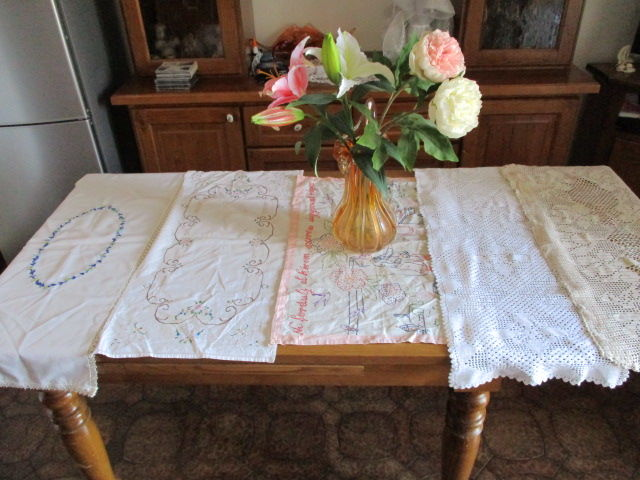 Nappe (5) - Coton antique
