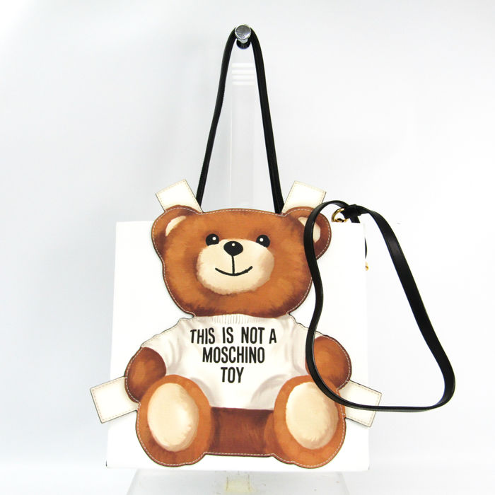 075c3a1c09 Moschino - Teddy Bear Panel Tote A75458210 Tote bag - Catawiki