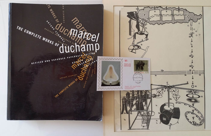 Marcel Duchamp / Arturo Schwarz - The Complete Works of Marcel Duchamp. Revised and expanded - 2000