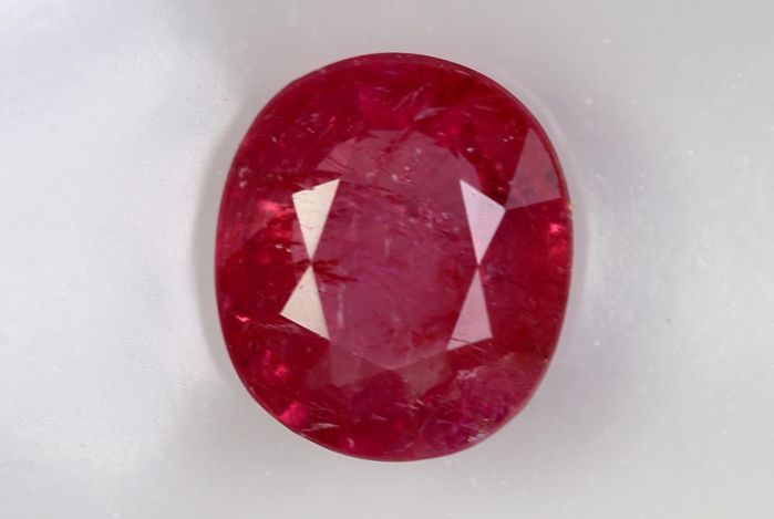 Ruby - 1.09 ct