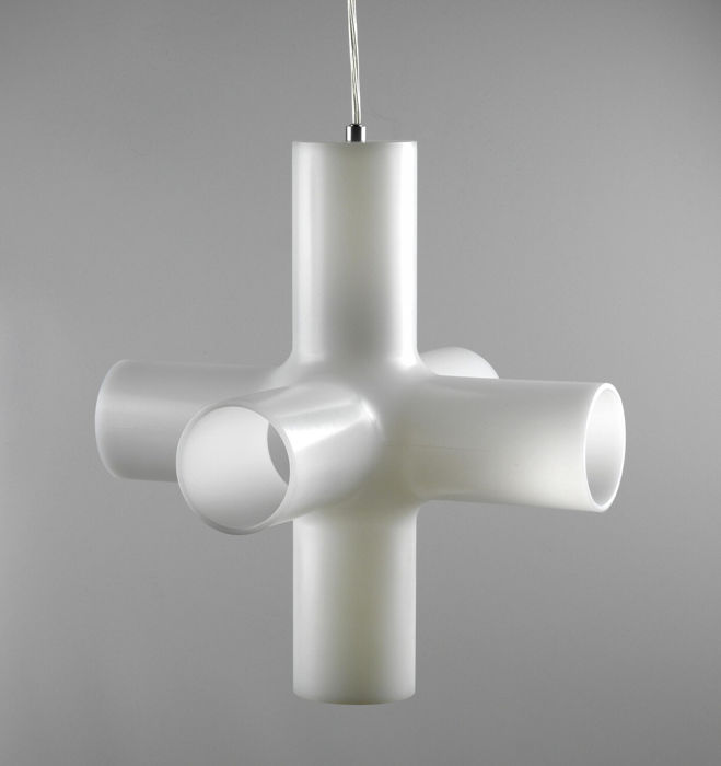 Jan Melis en Ben Oostrum - Dark Lighting / Crosslight - Lamp (1)