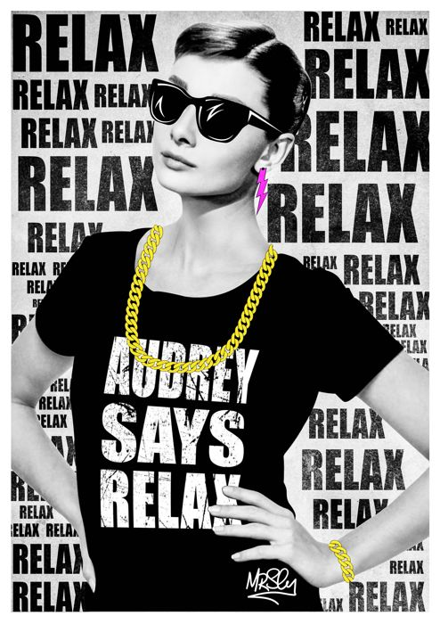 Mr Sly - Audrey Says Relax
