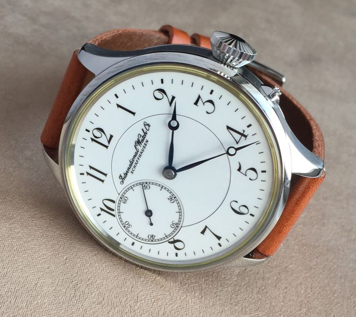 IWC Schaffhausen c.52 Marriage watch - Heren - 1904