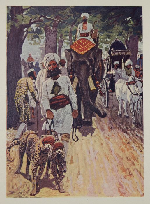 "J. D. Rees - Oriental Series - Volume 19 India ""The real India"" - 1910"