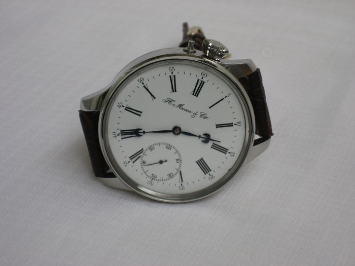 H.Moser & Cie. - marriage watch  NO RESERVE PRICE - Heren - 1901-1949