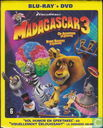 DVD / Video / Blu-ray - Blu-ray - Madagascar 3 - Op avontuur in Europa / Bons baisers d'Europe
