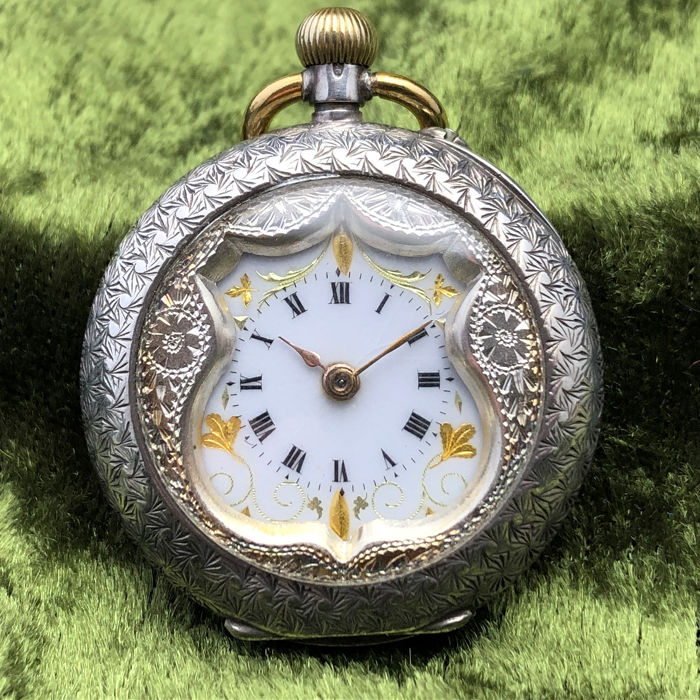 Swiss pocket watch - NO RESERVE PRICE - Mujer - 1900s