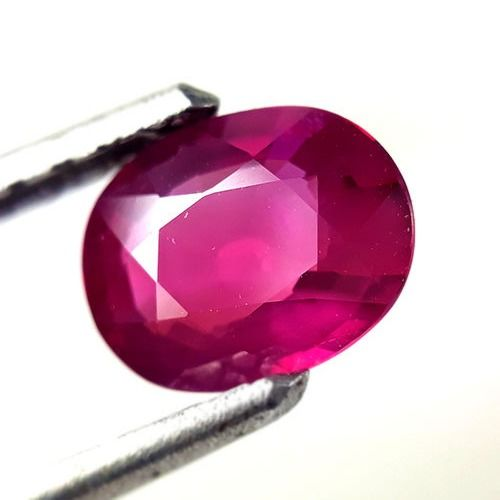 Ruby - 0.91 ct