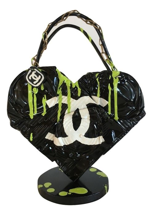 Norman Gekko -  Chanel Vandalized