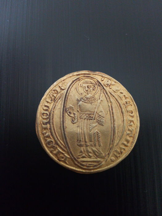Cité de Metz - Florin d'or (14th-17th centuries) - Gold