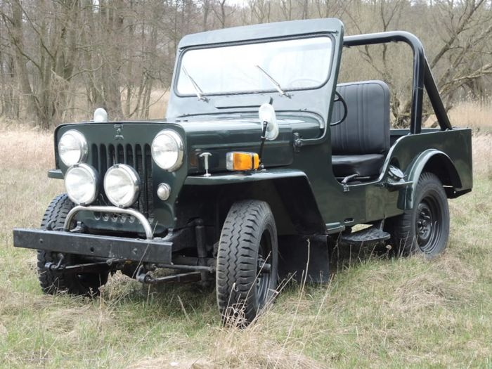 Jeep - Willys - 1961