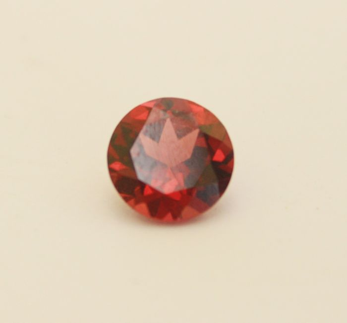 1 pcs Red Garnet - 2.17 ct