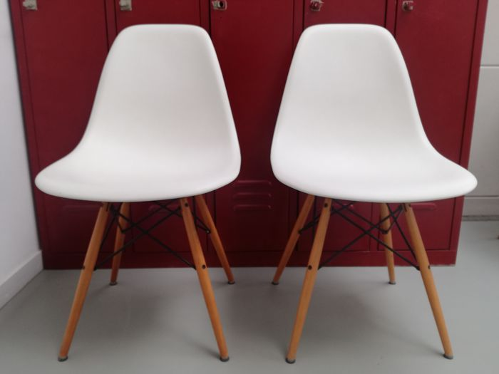 Charles Eames, Ray Eames - Vitra - Chaise (2) - DSW
