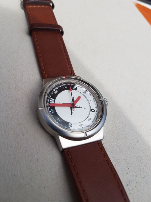 Horloge - Audi Compass Swiss Made - 1995-2005 (1 items)