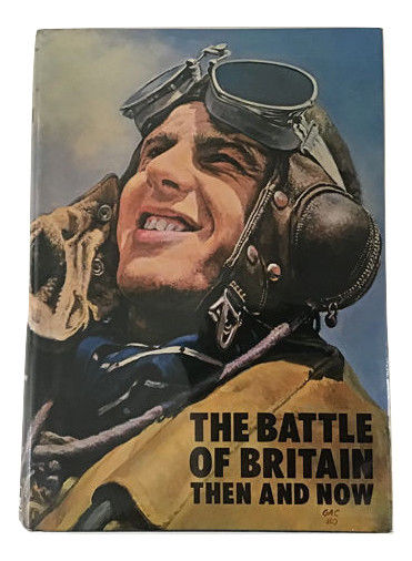 Winston  G. Ramsey - The Battle of Britain Then and Now - 1980